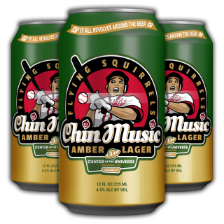 Chin Music Beer
