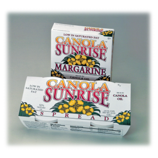 Canola Sunrise Packaging
