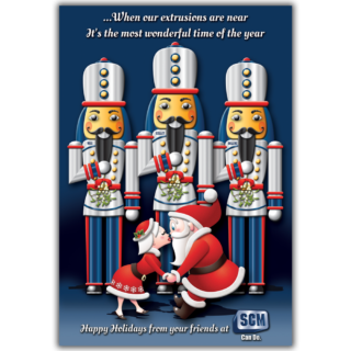 Service Center Metals Christmas Card