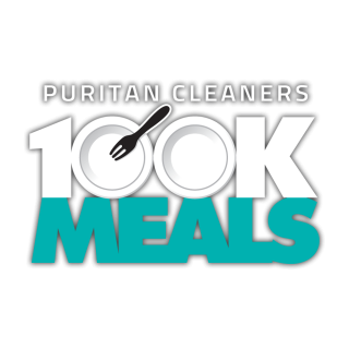 Puritan Cleaners 100k Meals