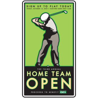 Home Team Grill Golf Open