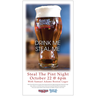 Home Team Grill Steal Pint