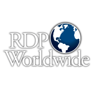 RDP Worldwide logo by Weirup Marketing