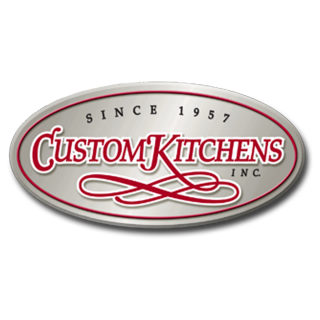 Custom Kitchens logo by Weirup Marketing